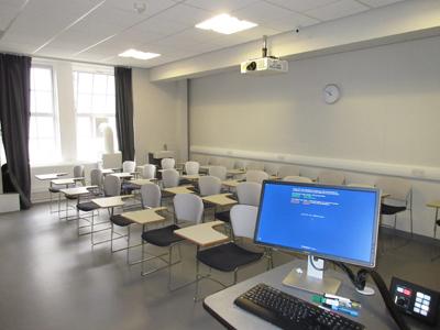 Medical School, Teviot (Doorway 3) 01M.467 Licenced Teaching Room 11