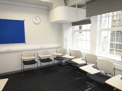 Medical School, Teviot (Doorway 3) 01M.474 Teaching Room 14