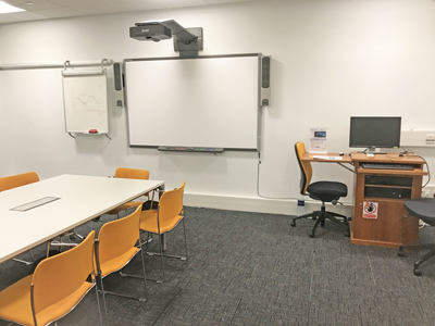 Vet School 1.25 The Andy Gunn Room