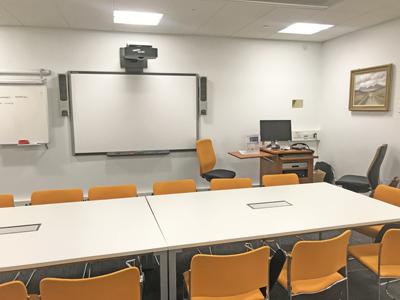 Vet School 1.26 The Ulster Room