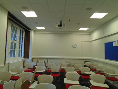 Medical School, Teviot (Doorway 3) 1.434 Teaching Room 7