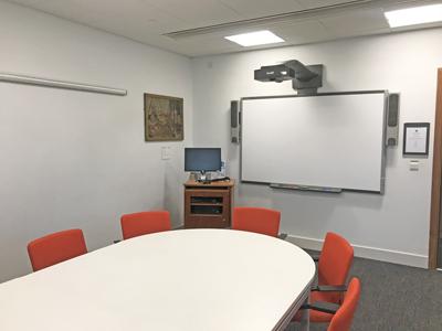 Vet School 1.45 The Class of 1957 Room