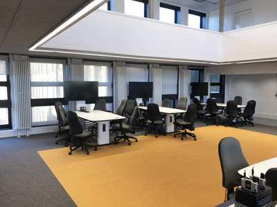 Teaching Studio 2.14 Lister Learning and Teaching Centre