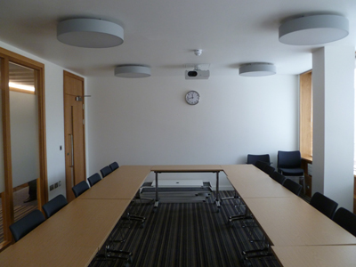 2.39 is a Tutorial room located on the second floor of 50 George. Square.