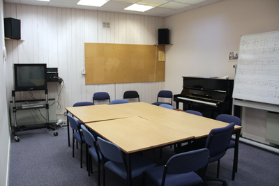 Alison House - Seminar Room 2.07