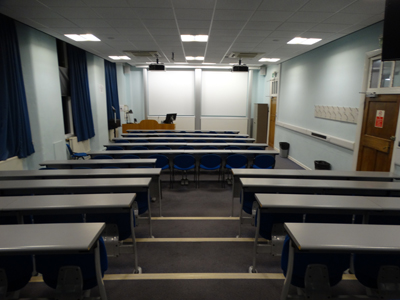 Ashworth Labs Lecture Theatre 3