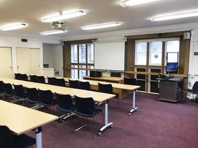 New College Baillie Room