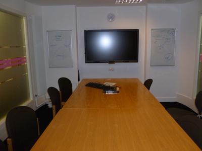 Chrystal MacMillan Building Meeting Room 1
