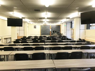 Alrick Building Classroom 10