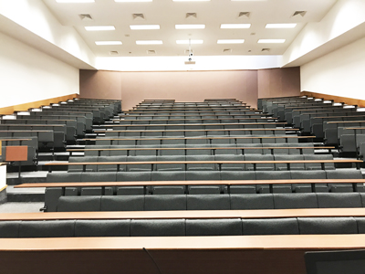 David Hume Tower Lecture Theatre B