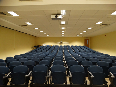 Daniel Rutherford Building G.27 Lecture Theatre 1
