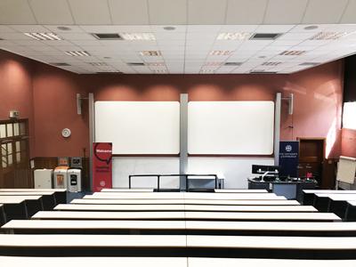 Eng Sanderson Building Lecture Theatre No. 1