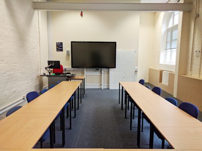 Lauriston Fire Station Teaching Room A