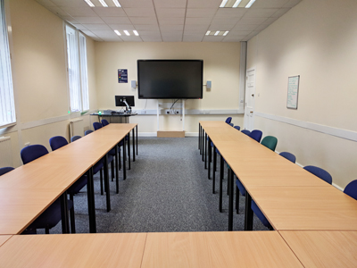 Lauriston Fire Station Teaching Room C