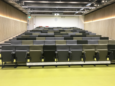 Lister Learning and Teaching Centre Lecture Theatre G.01