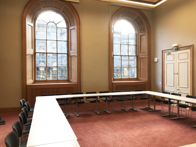 Old College G.158 - Quad Teaching Room