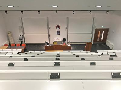 Vet School G.66 Lecture Theatre 2