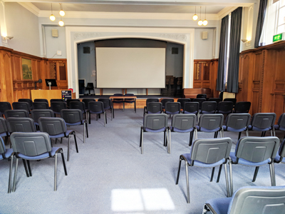 Thomsons Land Godfrey Thomson Hall