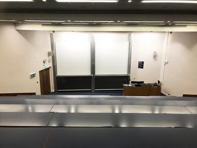 JCMB Lecture Theatre A