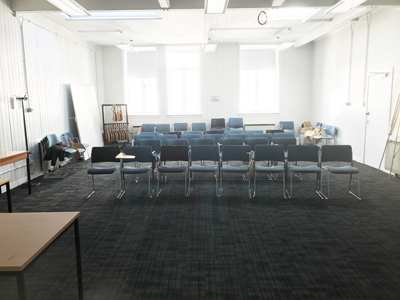 Alison House Lecture Room A2.04