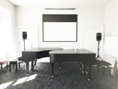Alison House Lecture Room B2.01