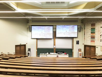 Ashworth Labs Lecture Theatre 1