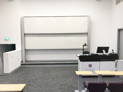 Geology/Geophysics (Grant Institute) Lecture Theatre 201