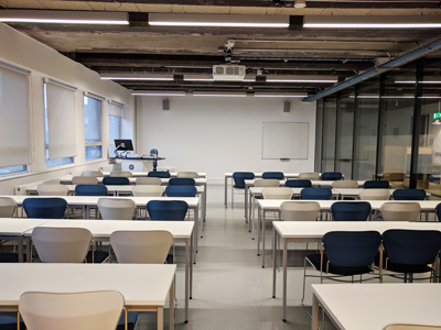 Room 1.2 Lister Learning and Teaching Centre