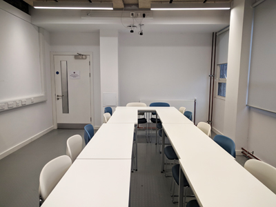 Room 1.4 Lister Learning and Teaching Centre