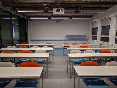 Lister Learning and Teaching Centre 4.2