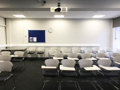 Medical School, Teviot (Doorway 3) 01M.469 Teaching Room 12