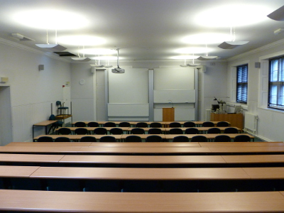 New College Elizabeth Templeton Lecture Theatre