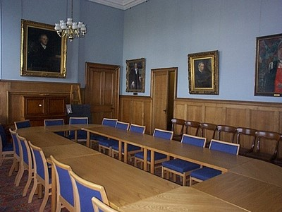 New College Senate Room