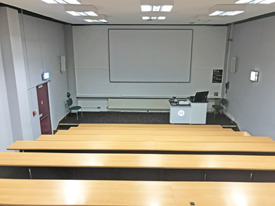Hunter Building Lecture Theatre O17