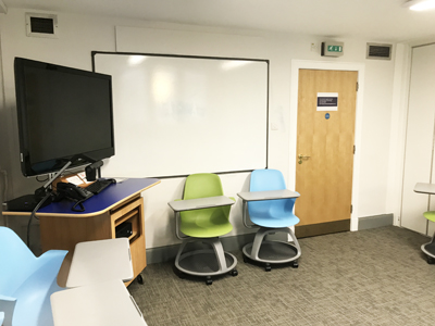 New College Oldham Room