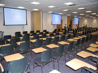 Outreach Centre room B1.11-1 & 2 & 3 combined