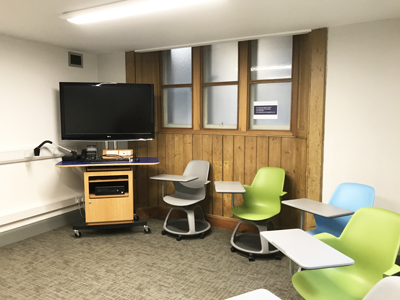 New College Porteous Room