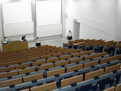 Robson Building H.R.B Lecture Theatre