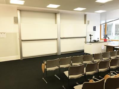 Chrystal MacMillan Building Seminar Room 1