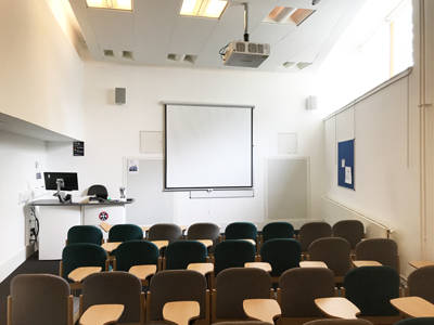 Chrystal MacMillan Building Seminar Room 5
