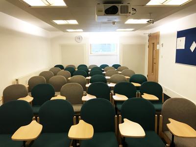 Chrystal MacMillan Building Seminar Room 6