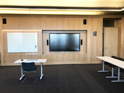 Old College Teaching Room 03