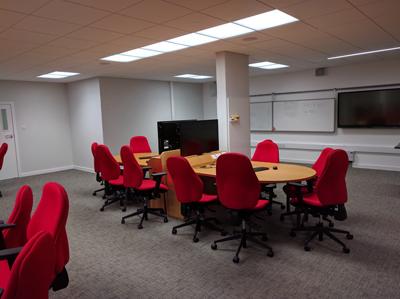 JCMB Teaching Studio 1206c